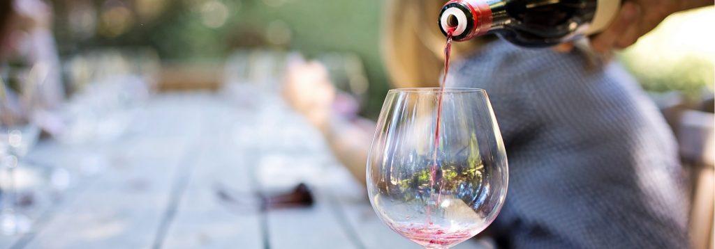 Wijnproeverij door Some of Lynn