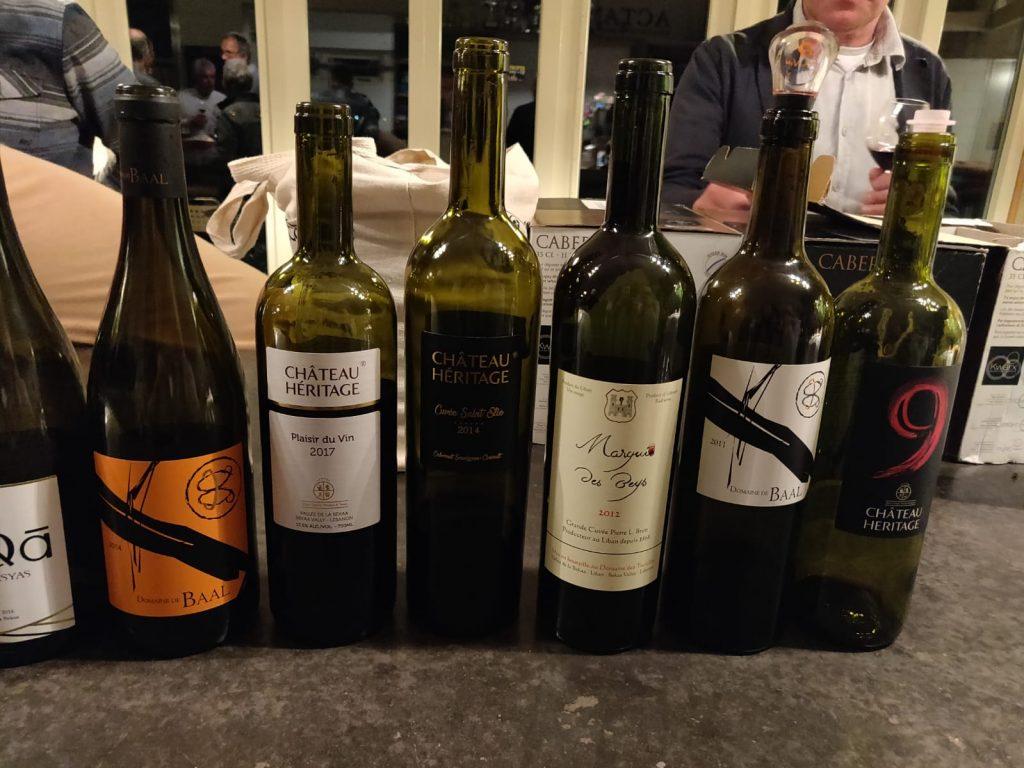 Libanese wijnen door Some of Lynn